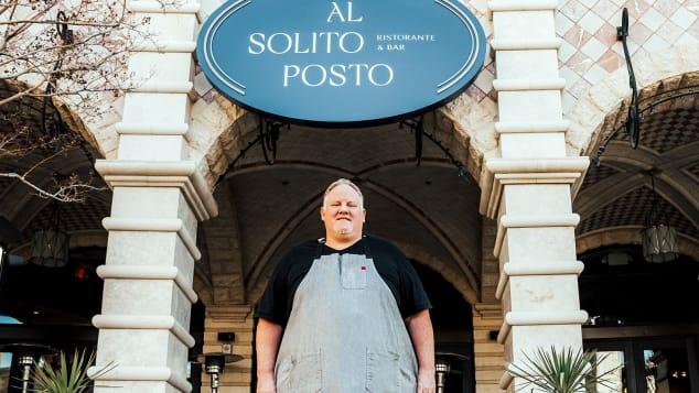 Al Solito Posto is the newest restaurant from chef James Trees.