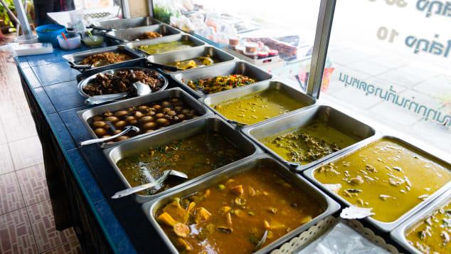 Nakhon Si Thammarat's curry stalls are legendary.