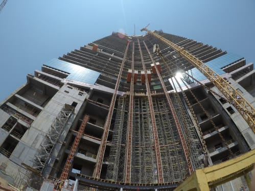 Jeddah tower 1