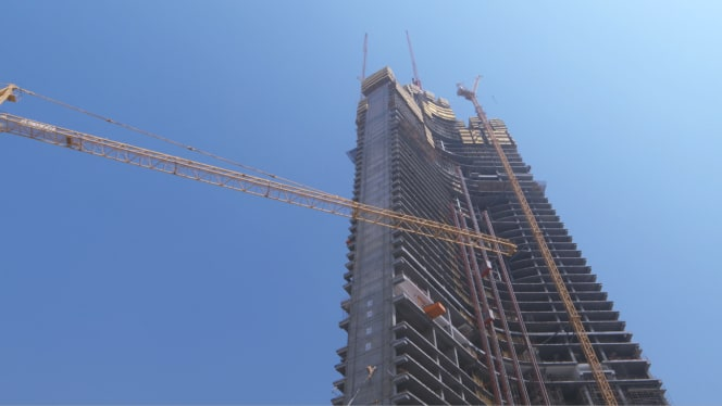 The developers hope the skyscraper will put Jeddah on the map.