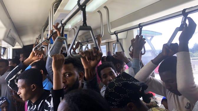 LRT Addis Ababa China