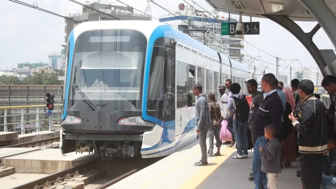 LRT Addis Ababa