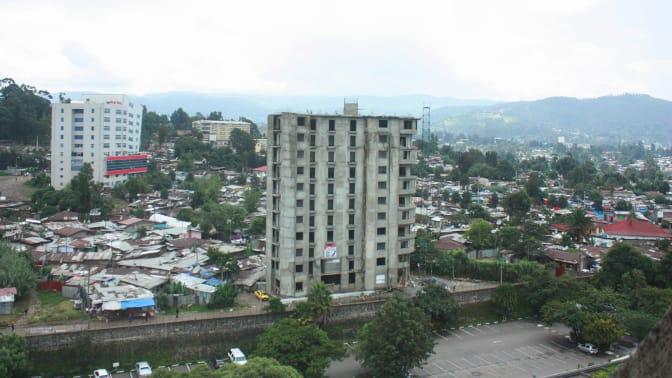 Unplanned Addis