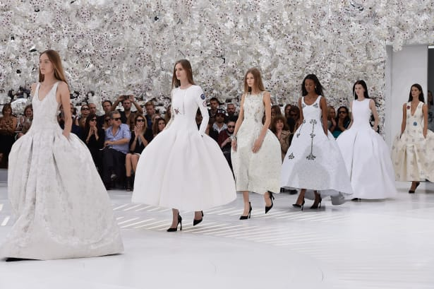 christian dior haute couture aw14