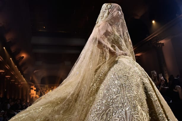 elie saab haute couture aw14