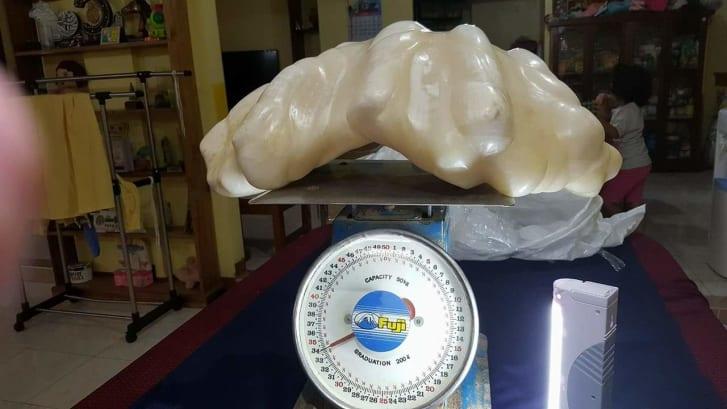 filipina mutiara terbesar di dunia