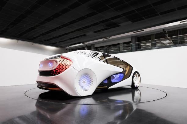 Toyota concept i дразнить 1