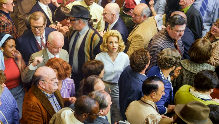 """Face in the Crowd"" (2013) by Alex Prager"