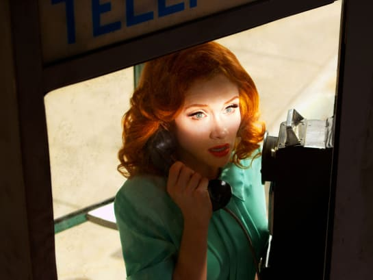 """Despair Film Still #2"" (2010) by Alex Prager"