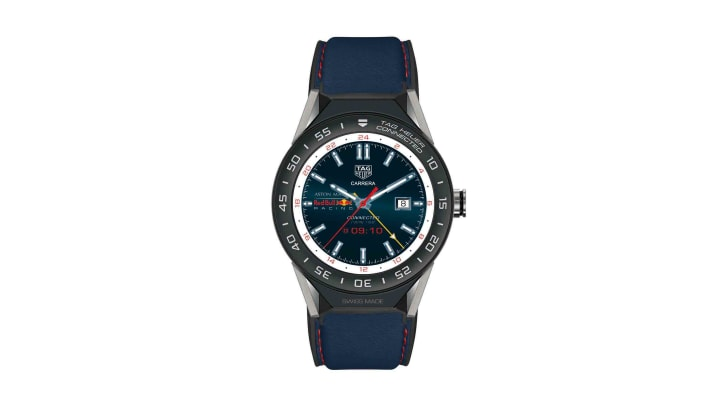 TAG Heuer Connected Modular 45 Aston Martin Red Bull Racing Edizione speciale