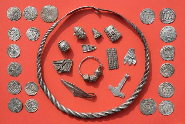 Koin raja Denmark ditemukan 2