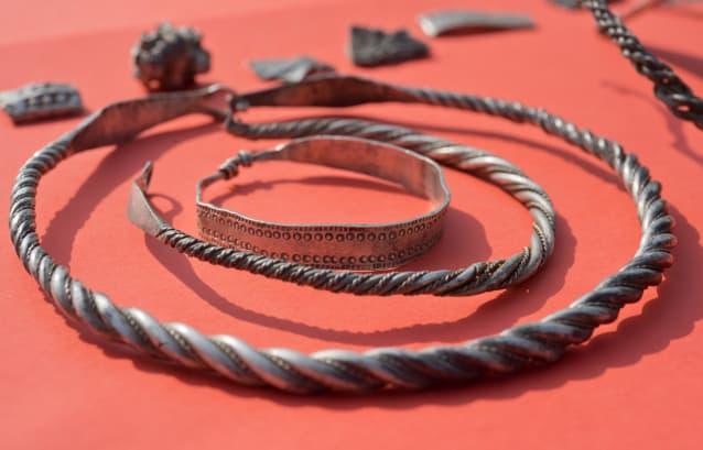 Koin King Denmark ditemukan 3