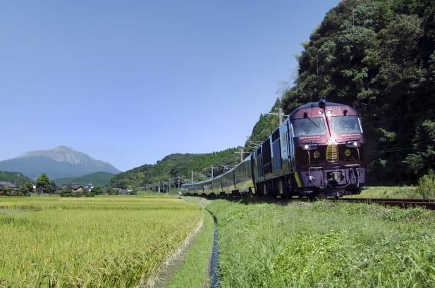 Japan seven stars train 8