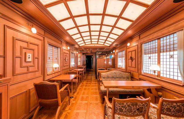 Japan seven stars train 9