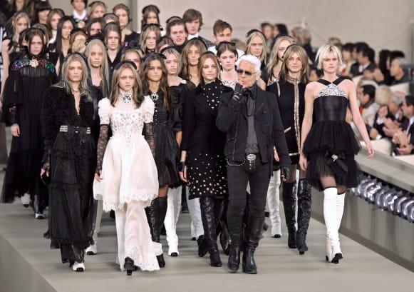 11 karl lagerfeld fashion