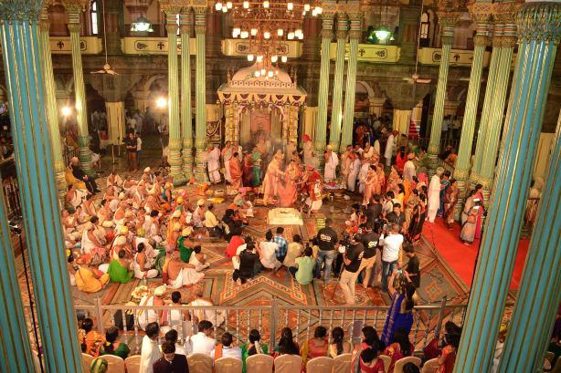 Rajasthan Amba Vilas Palace wedding