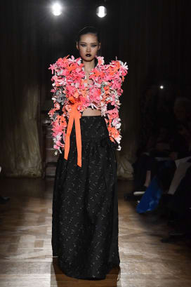 12 Paris Fashion Week Couture Spring/Summer 2020 RESTRICTED