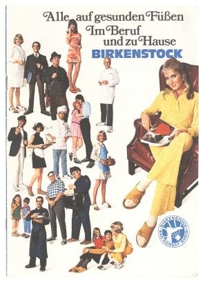 18 Birkenstock fashion history RESTRICTED