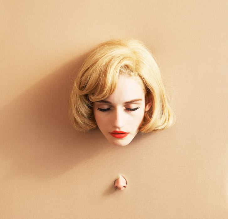 """Untitled (Parts 1)"" (2014) by Alex Prager."