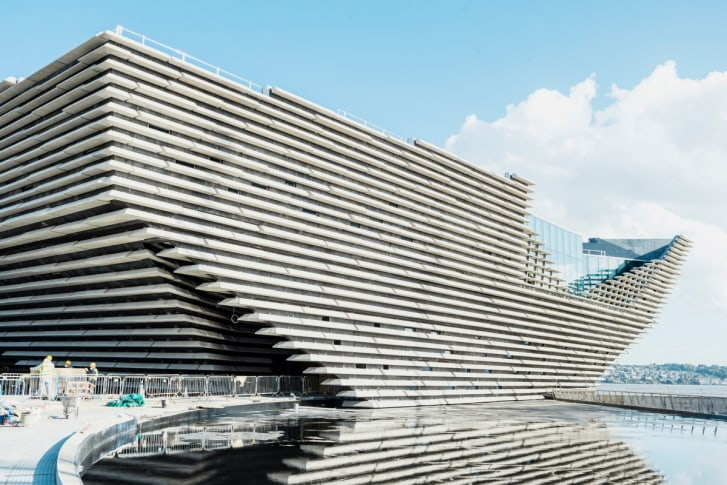 A design for the future V&A Museum of Design Dundee