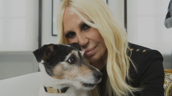 Donatella Versace: A fashion icon ft. Lady Gaga - CNN Style