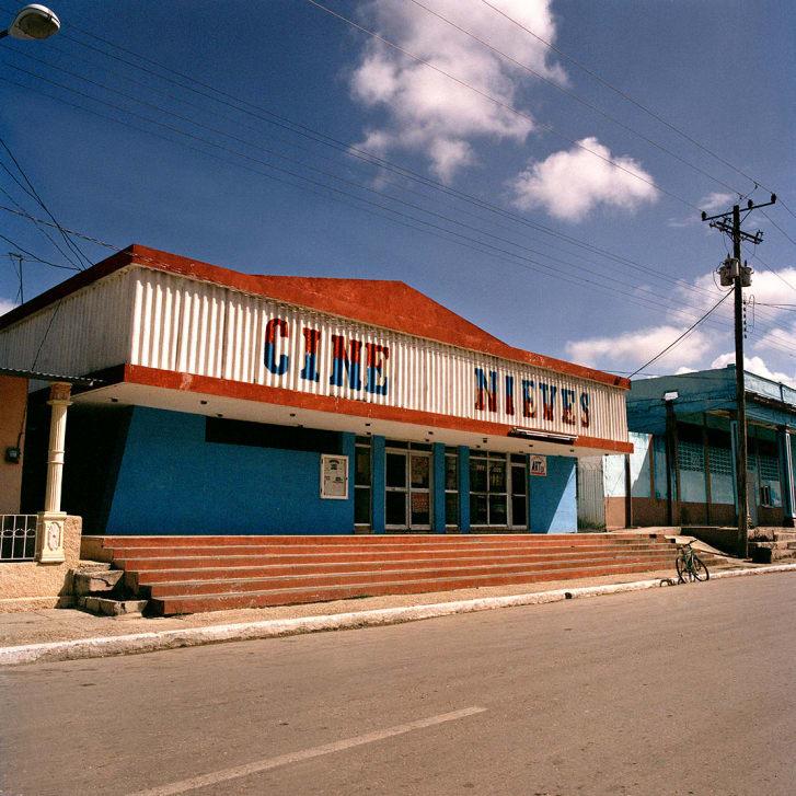 Cine Nieves, Majagua, photographed by Carolina Sandretto.