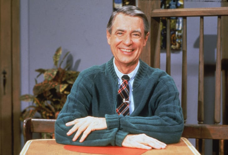 Portrait of Fred Rogers