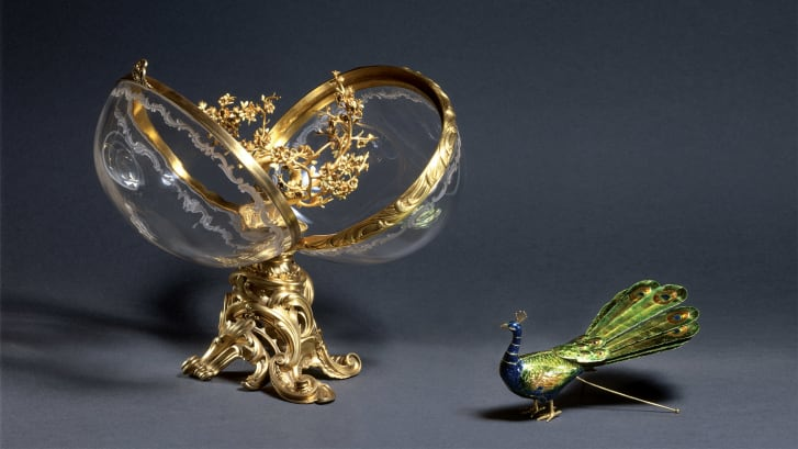 The Peacock Easter Egg was created under Faberge's watch by clocksmith Semion Lvovich Dorofeyev, according to a new book about the House of Faberge's collaborators.