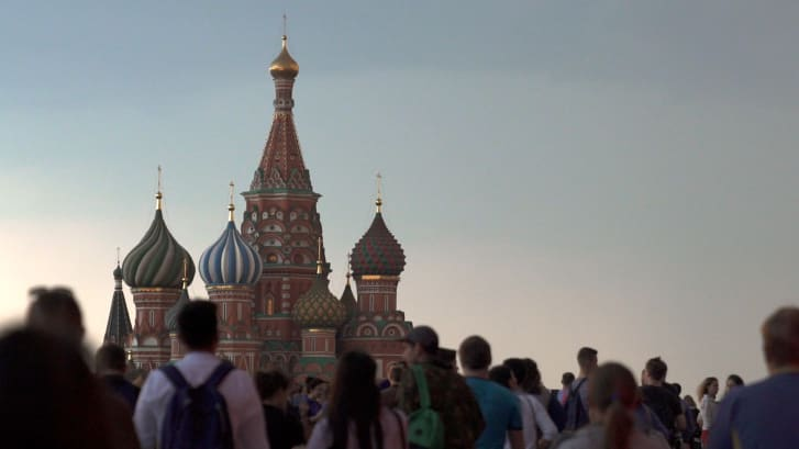 Olga Sviblova's tour of Moscow - CNN Style