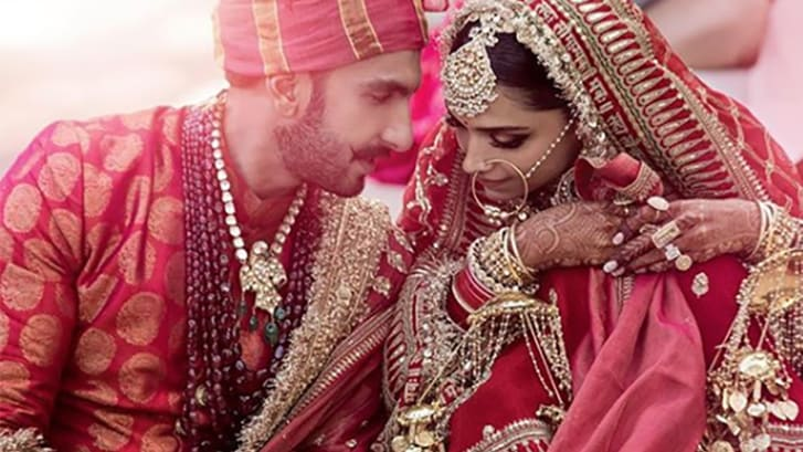 Deepika Padukone married fellow actor Ranveer Singh in 2018.