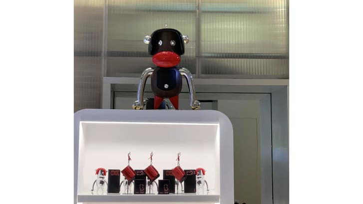 "Prada apologized Friday for the products, saying ""we abhor all forms of racism and racist imagery."""