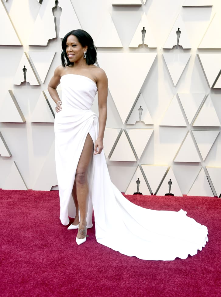 Regina King attends the 91st Annual Academy Awards at Hollywood and Highland on February 24, 2019 in Hollywood, California.