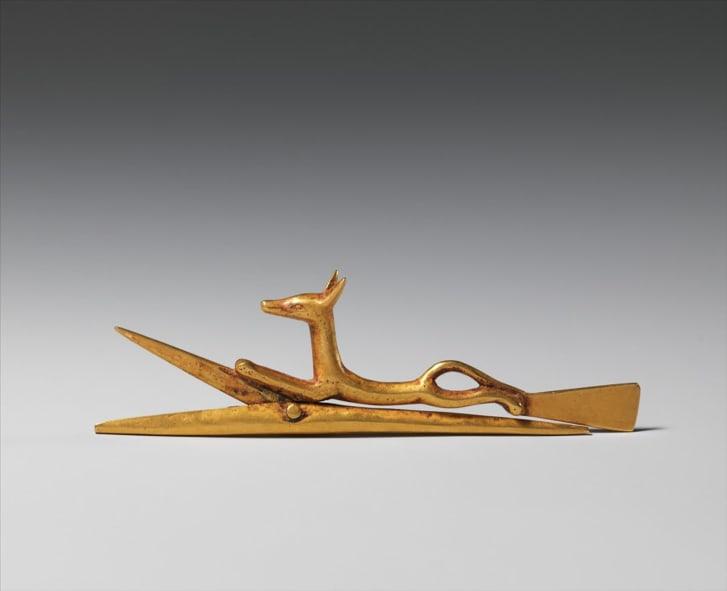Tweezer-Dao cạo, ca.  1560-1479 trước Công nguyên