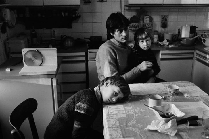 Vintage Photos Capture The Passion & Restlessness Of East Germany's Youth