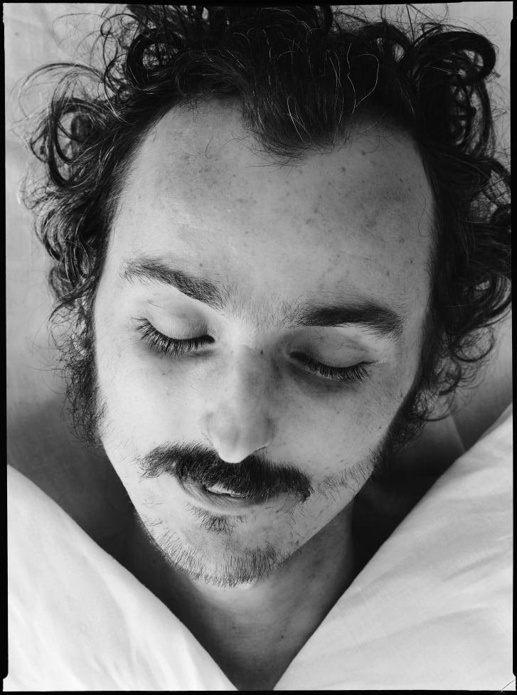 Rudolf Schäfer, Der ewige Schlaf -- visages de morts [The Eternal Sleep -- Faces of the dead], 1981.