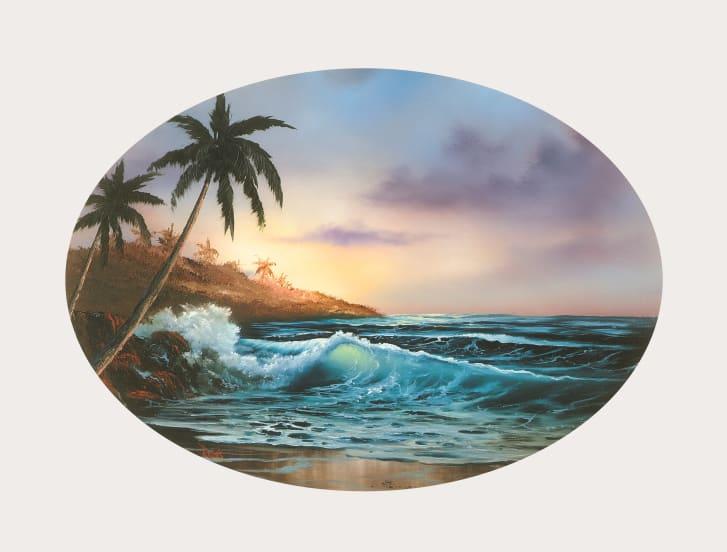 Bob Ross IslandParadise 2709