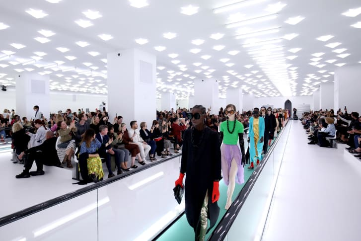 Gucci's parent group, Kering, announced during fashion month that the whole company would become carbon neutral.