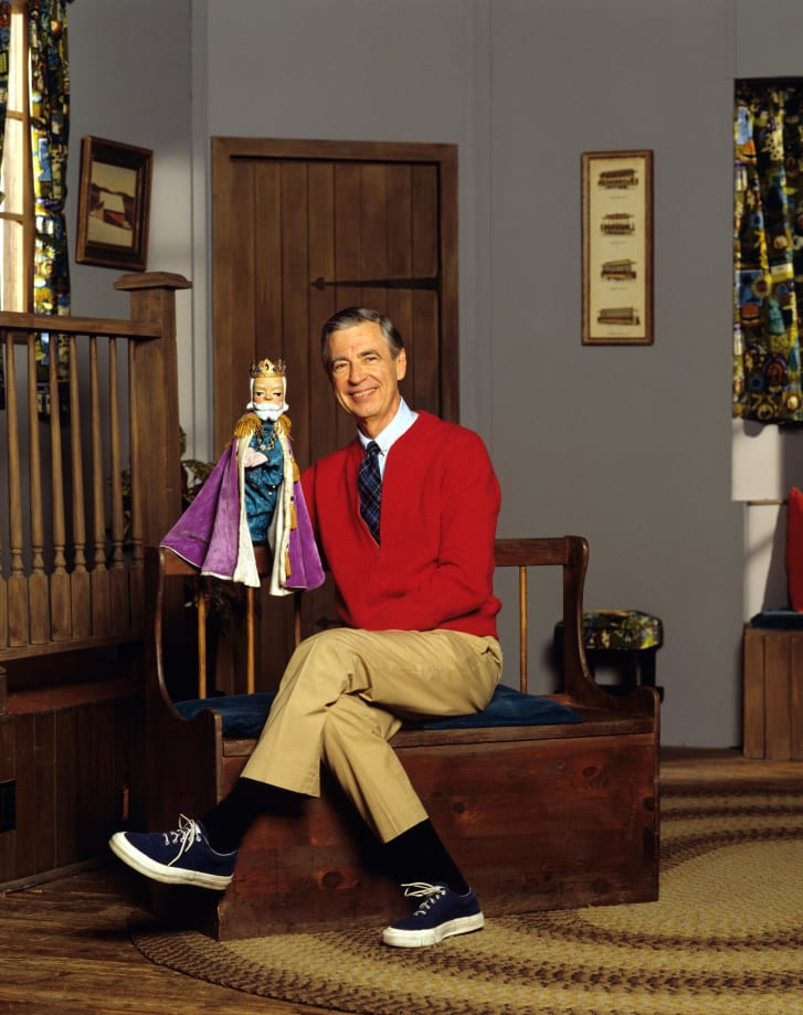 Fred Rogers was the host of the popular long-running public television children's show Mister Rogers' Neighborhood.