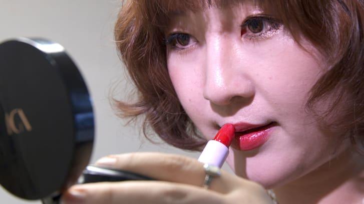 North Korea beauty 6