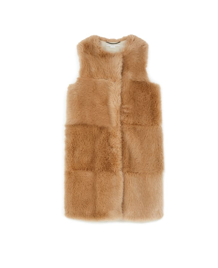 Stella McCartneys faux fur items are intended to be sustainable and luxurious.