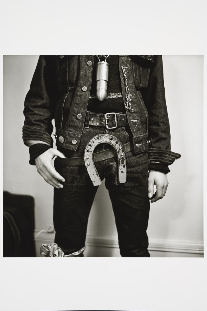 11. Karlheinz Weinberger,《马蹄扣》,1962年