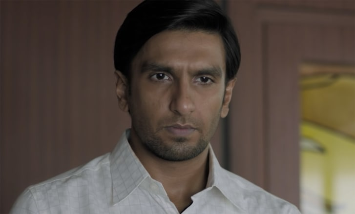 "A screengrab of actor Ranveer Singh from the trailer of the 2019 movie ""Gully Boy."" The film was criticized for darkening the skin of Singh, who played the role of an aspiring rapper from a Mumbai slum."