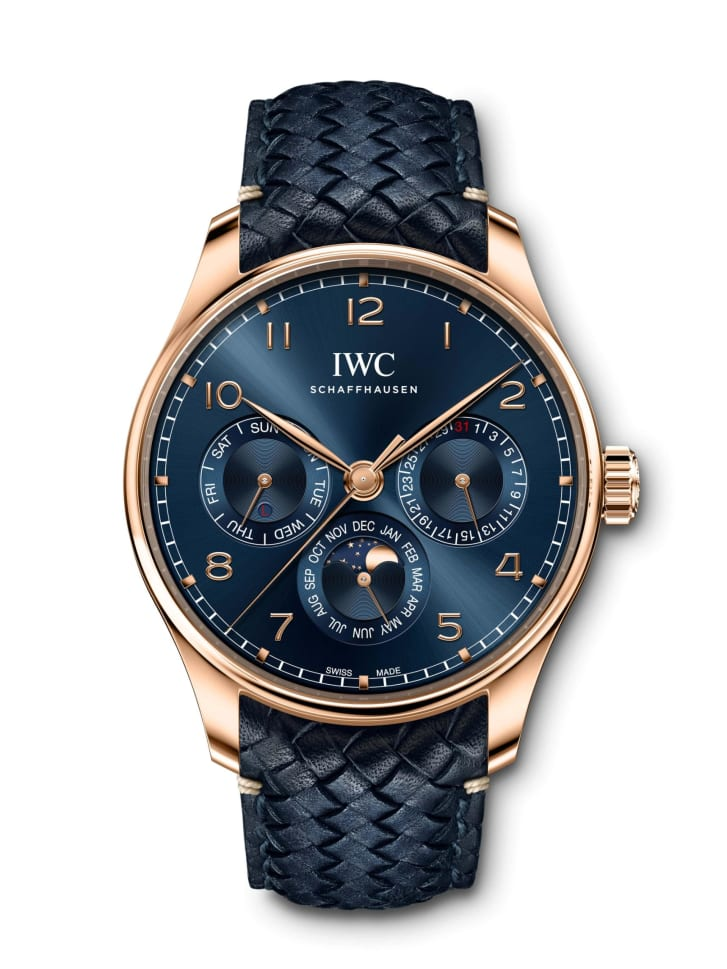 Courtesy IWC