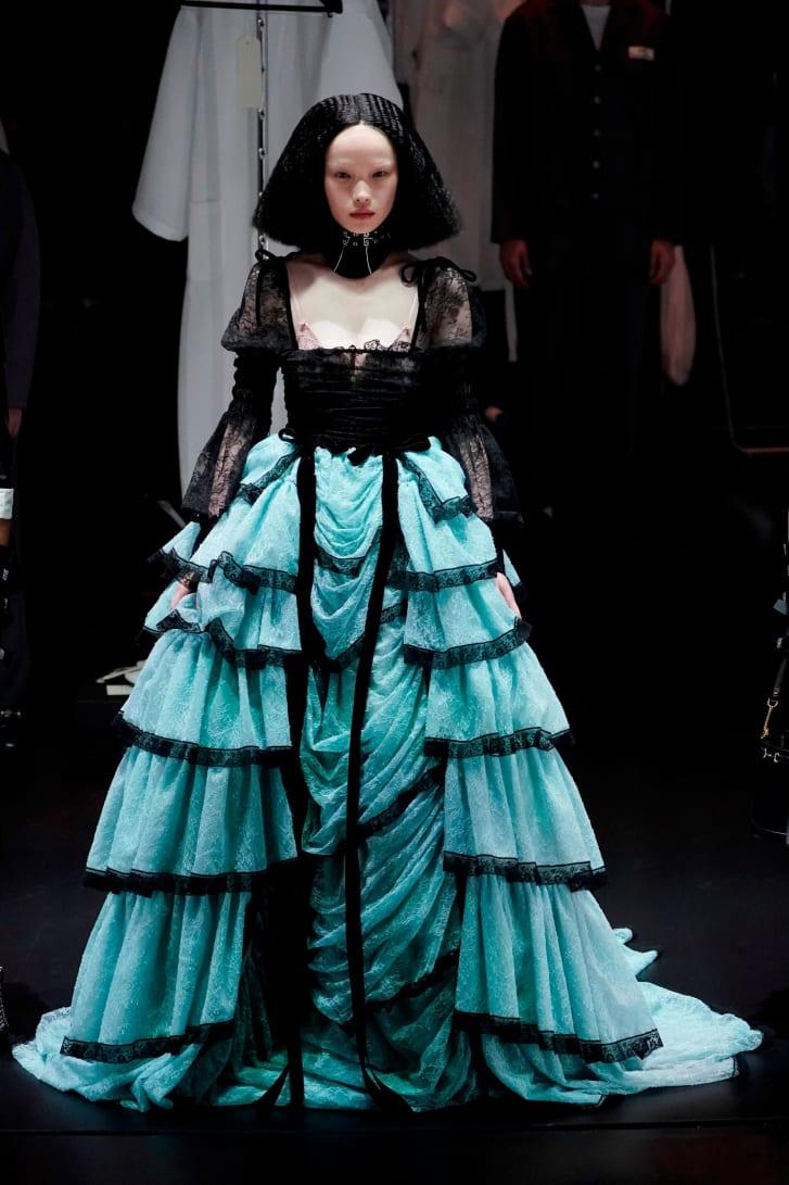 Gucci Fall-Winter 2020 fashion show during Milan Fashion Week