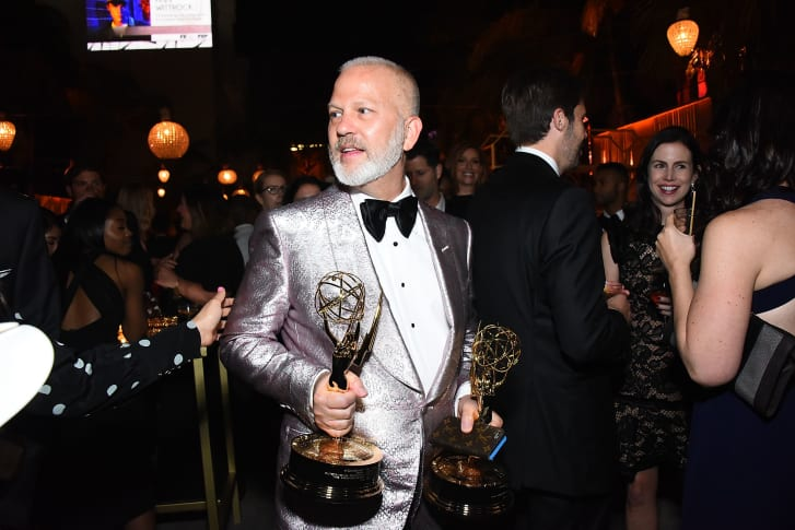 Ryan Murphy attends 2018 Emmy Nominee Party in 2018 in Los Angeles, California.