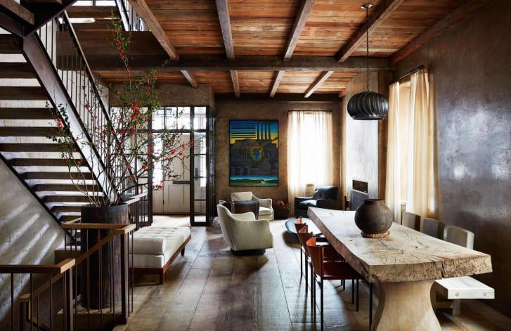 Ryan Murphy's New York home.