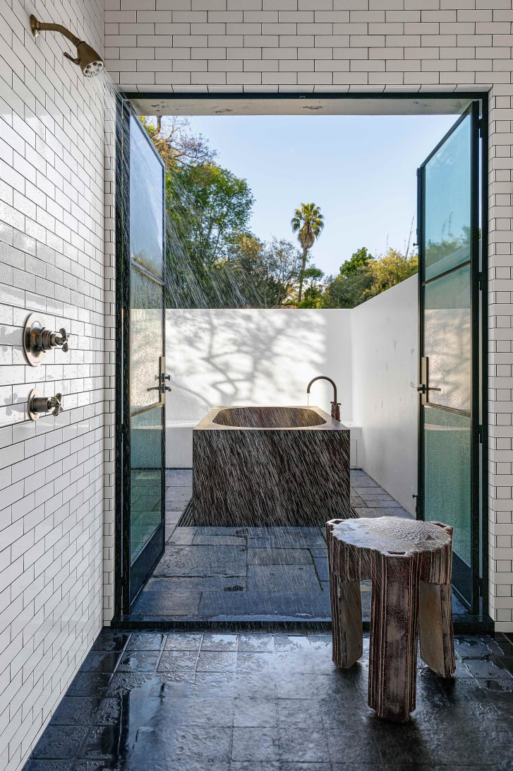 Ryan Murphy's LA home.