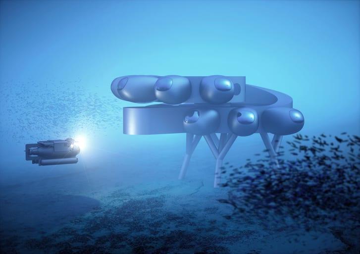 Fabien Cousteau's Proteus