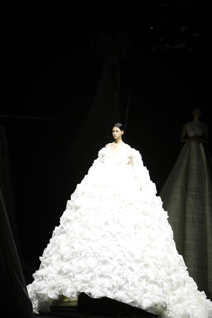 Valentino Fall 2020 Haute Couture.