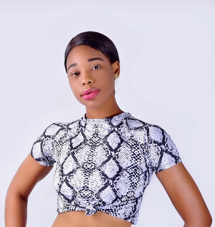 Actor Cindy Amadi is one of the lead characters in the movie.